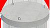 Плита днища ПН-10 ГОСТ 8020-90