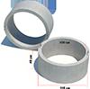 Кольцо железобетонное КС-10.5 ГОСТ 8020-90